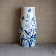 Load image into Gallery viewer, Hand painted porcelain vase - Mia Sarosi