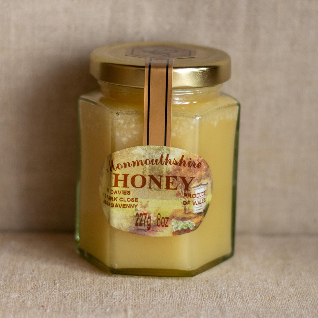 Abergavenny Wildflower Honey (Set) - H. Davies