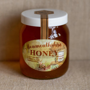 Abergavenny Wildflower Honey (Clear) - H. Davies