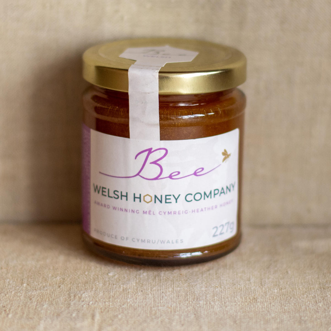 Heather Honey - Welsh Honey Company