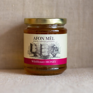 Afon Mêl Welsh Wildflower Honey
