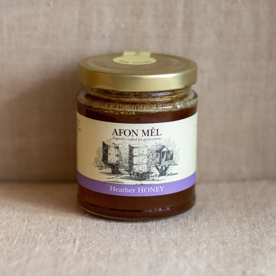 Afon Mêl Heather Honey