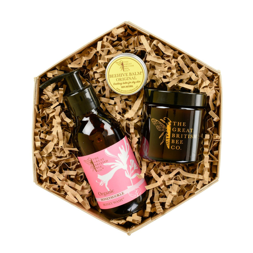 The Great British Bee Co. The Honeysuckle Gift Set