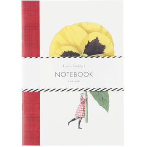 In Bloom notebook - Laura Stoddart