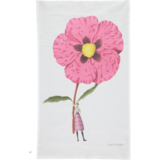 In Bloom tea towel - Laura Stoddart