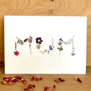 Greetings cards: Botanique Workshop
