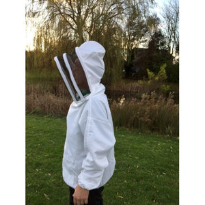 Value jacket and veil, fencing hat - no neck zip