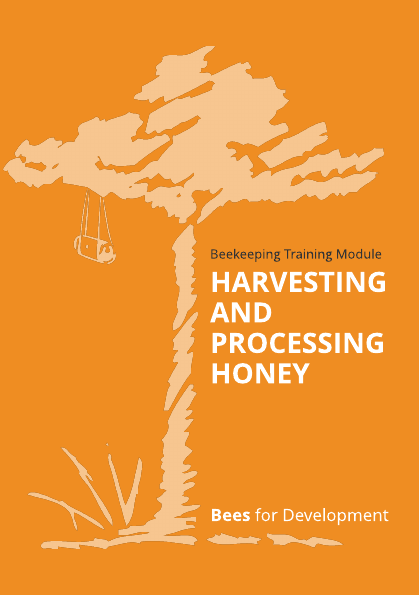 Harvesting and processing honey (PDF)