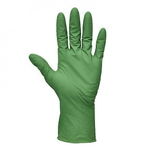 Biodegradable nitrile gloves