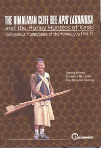 The Himalayan cliff bee Apis laboriosa & honey hunters of Kaski