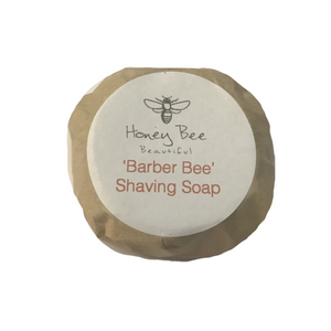 Honey Bee Beautiful 'Barber Bee' Shaving Soap