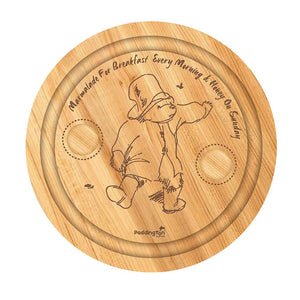 Paddington Bear Breakfast Board