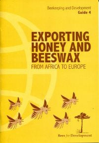 Exporting honey and beeswax from Africa to Europe