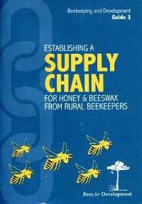Establishing a supply chain for honey & beeswax from rural beekeepers