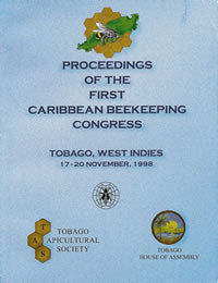 Proceedings of the First Caribbean Beekeeping Congress - Apimondia