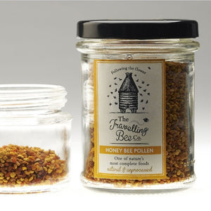Honey bee pollen - Travelling Bee Company
