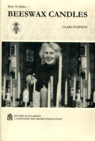 How to make beeswax candles - Furness