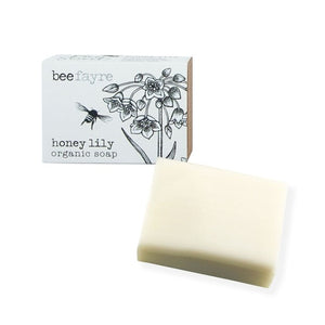Beefayre Soap (100g) Bar, Various Fragrances