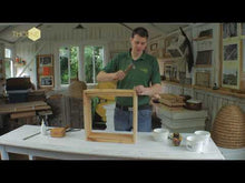 Load and play video in Gallery viewer, National Hive, Bees on a Budget (Flat or Assembled)