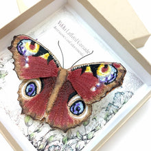Load image into Gallery viewer, Butterfly brooch - Vikki Lafford Garside