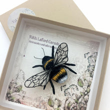 Load image into Gallery viewer, Bee brooch - Vikki Lafford Garside