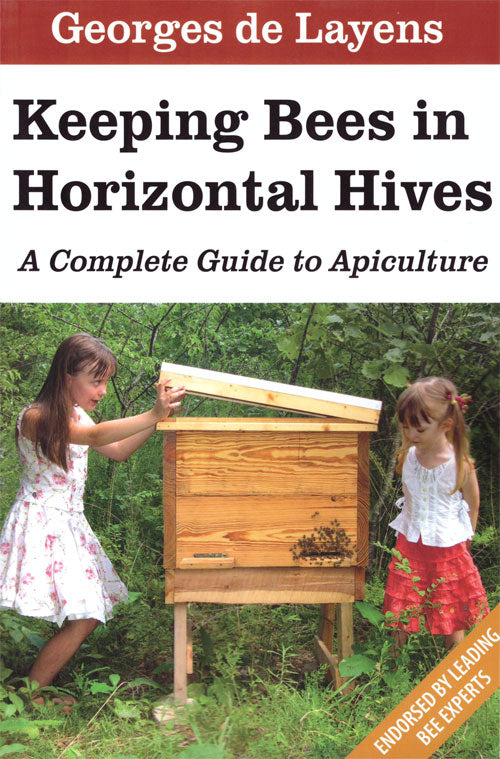 Keeping Bees in Horizontal Hives