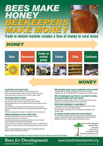Beekeeping training posters