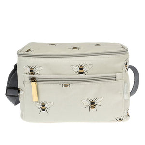Bees Oilcloth Lunch Bag - Sophie Allport