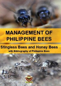 Management of Philippine bees – stingless bees and honey bees