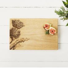 Load image into Gallery viewer, Bees Oak Serving Board