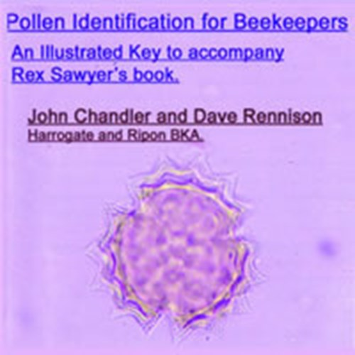 Pollen identification for beekeepers