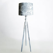 Load image in Gallery viewer, Floor Lamp - Light Grey Trees
