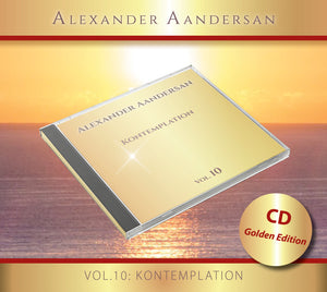 Musik-CD Golden Edition   Kontemplation / Vol.: 10