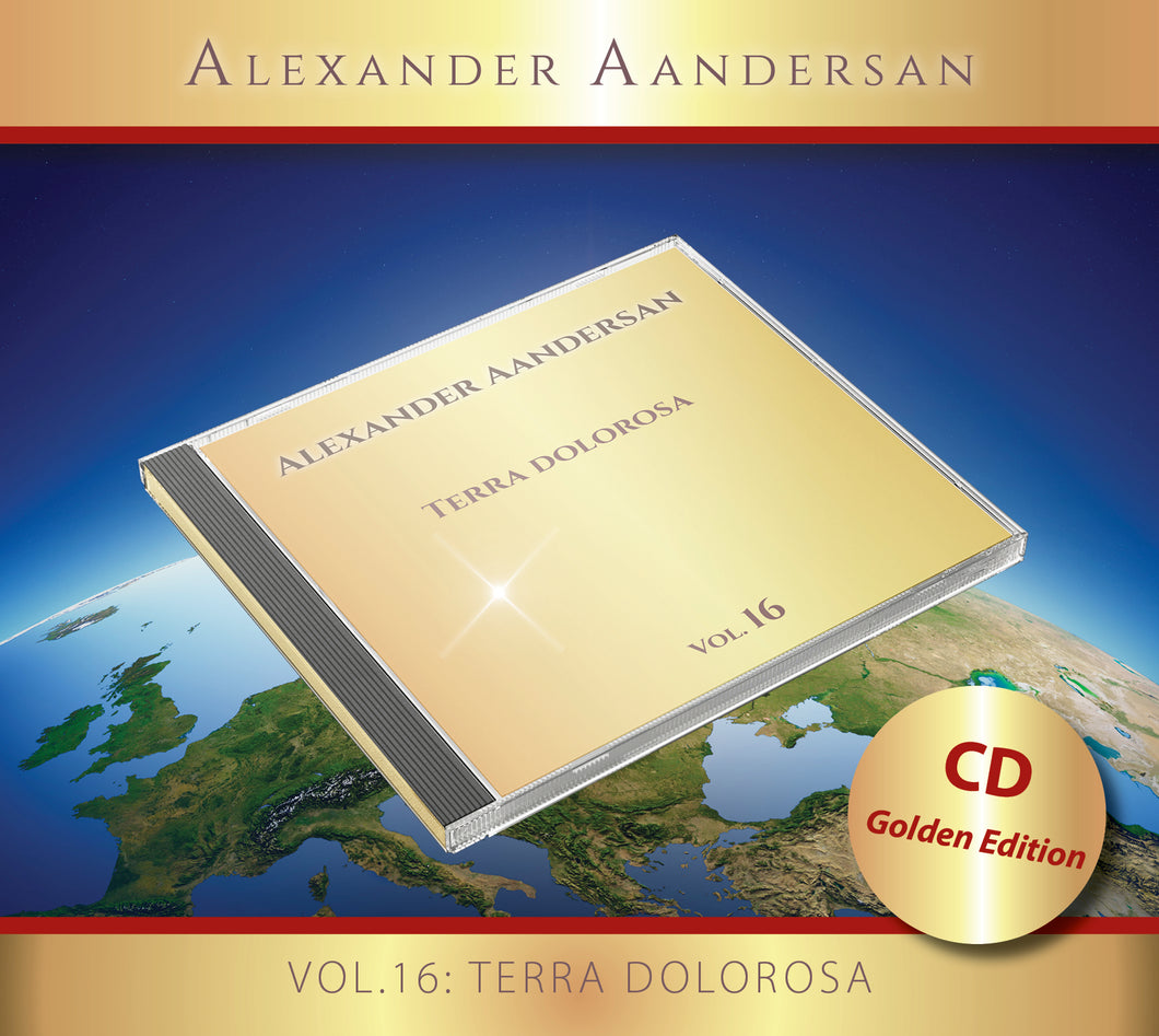 Musik-CD Golden Edition   Terra dolorosa / Vol.: 16
