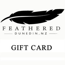 Load image into Gallery viewer, Feathered.co.nz Gift Card