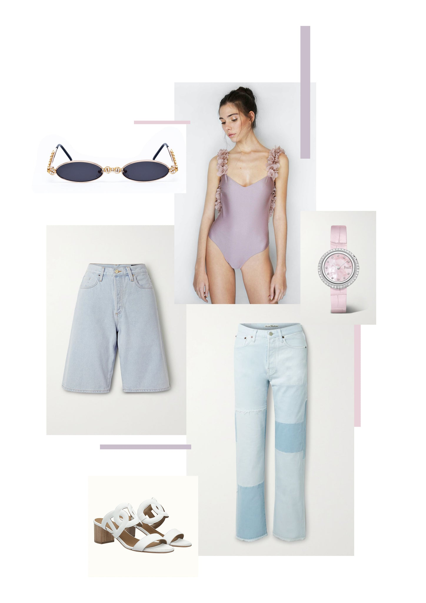 DayTime Baby Pink Collection Outfit inspo