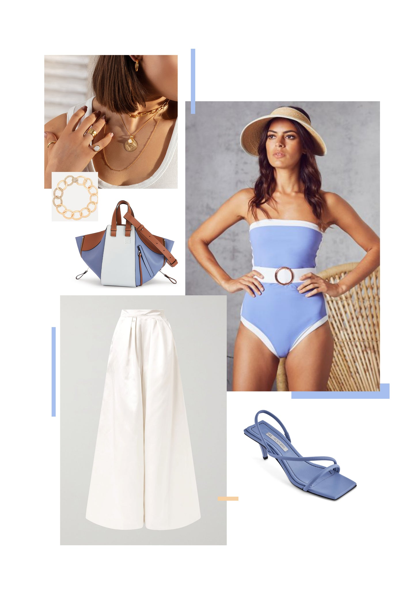 Keeping it Cool Swimwear outfit inspo