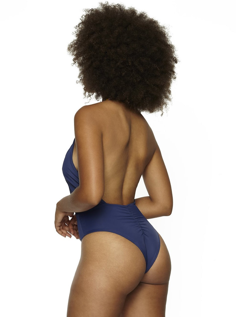 AMHARA HALTER ONE PIECE