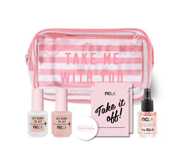 NCLA - Trousse take me with you