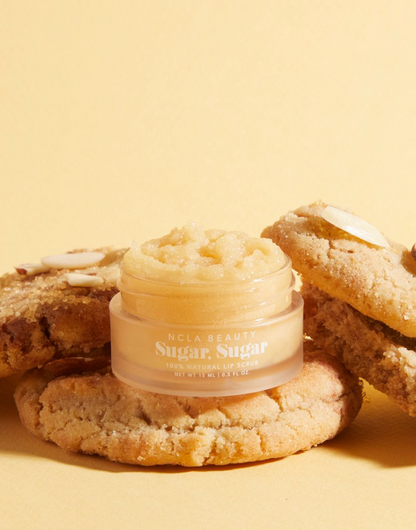 NCLA - Exfoliant lèvres Almond Cookie