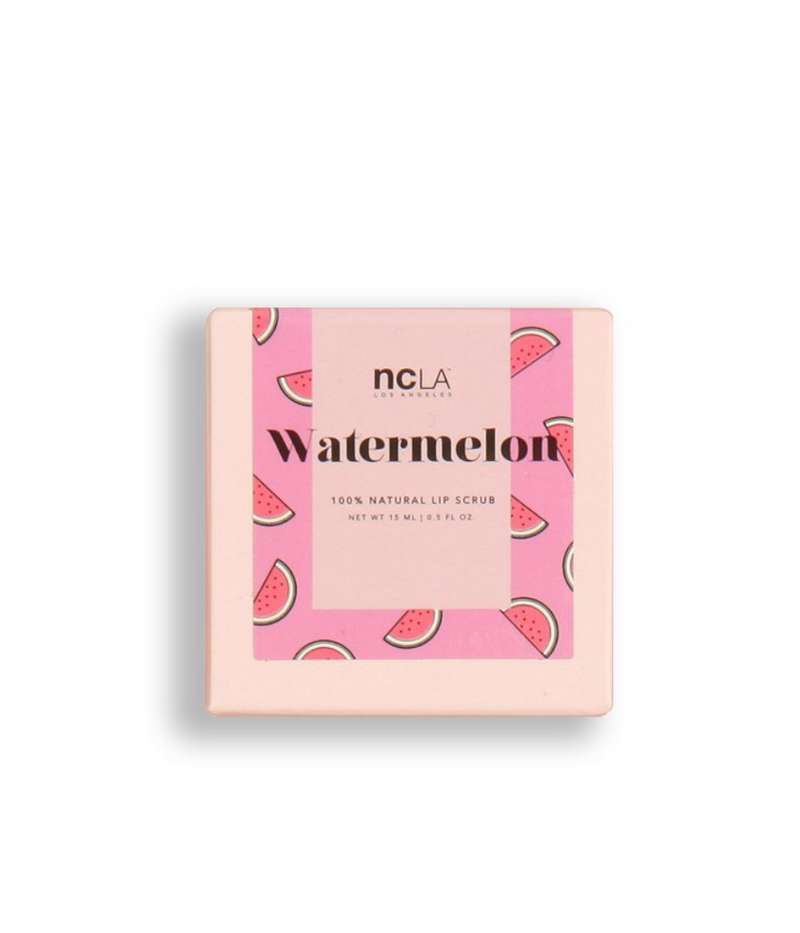 NCLA - Exfoliant lèvres Watermelon