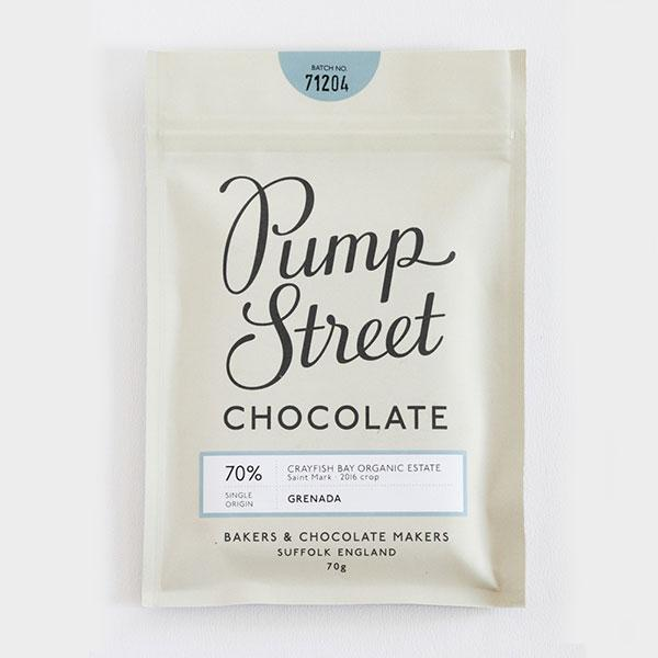 Pump Street - Chocolat Brown Bread