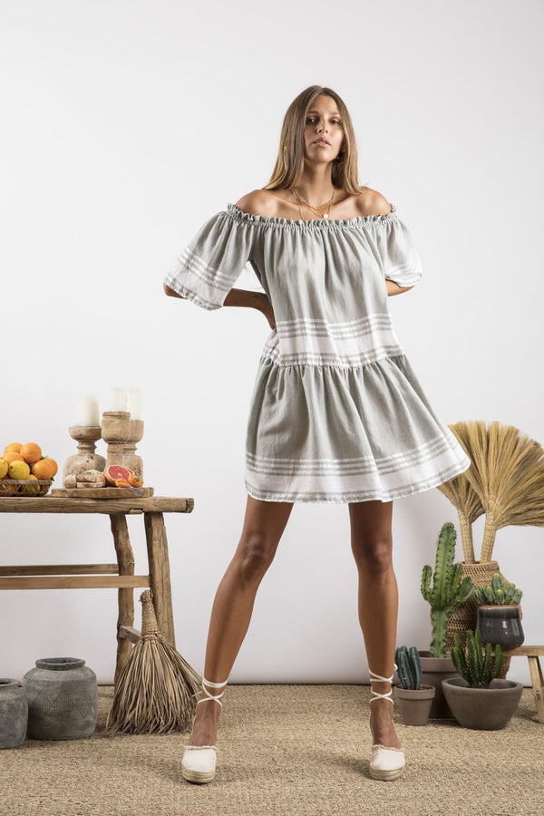 Bella Fouta Sundress