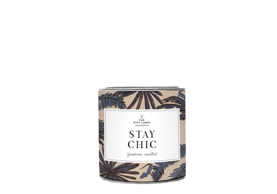 The Gift Label - Bougie Stay Chic