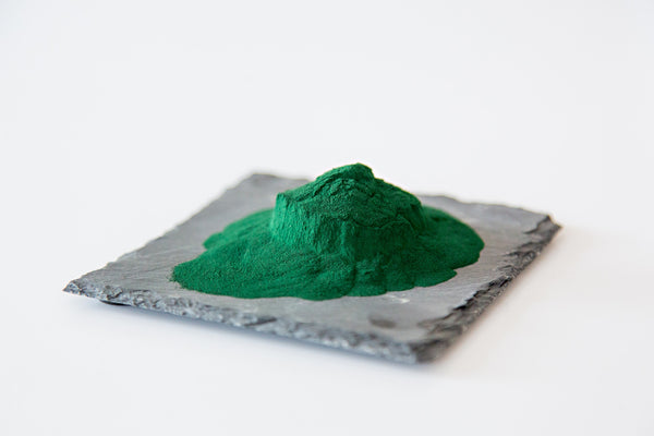 Spirulina powerful protein, perfect for natural facemask recipe