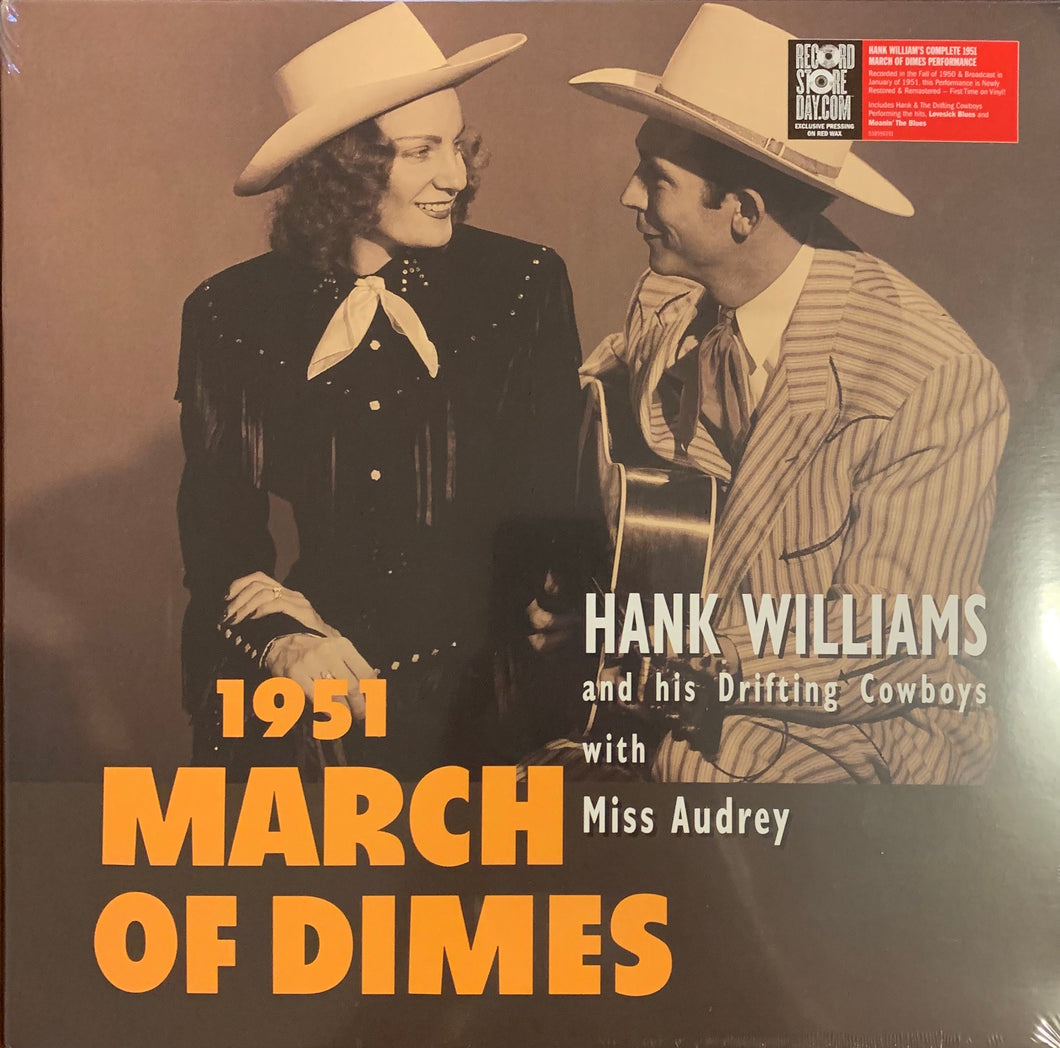 Williams, Hank - March Of Dimes