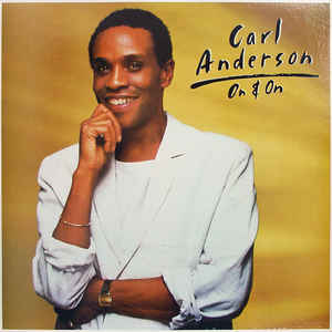 Anderson, Carl -- On & On
