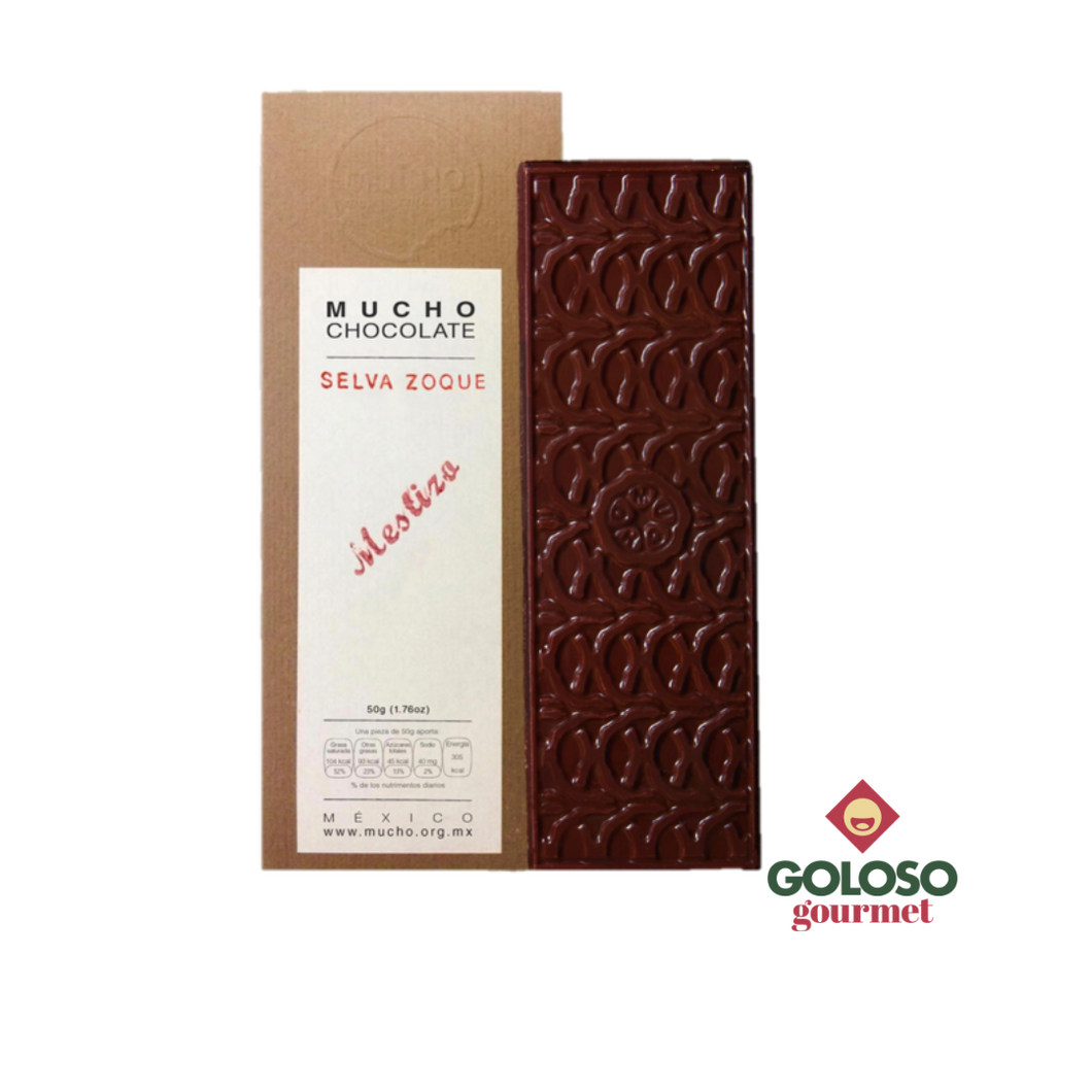 Chocolate Selva Zoque - Mestizo 50g