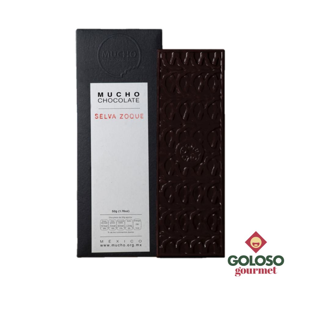 Chocolate Selva Zoque - 50g