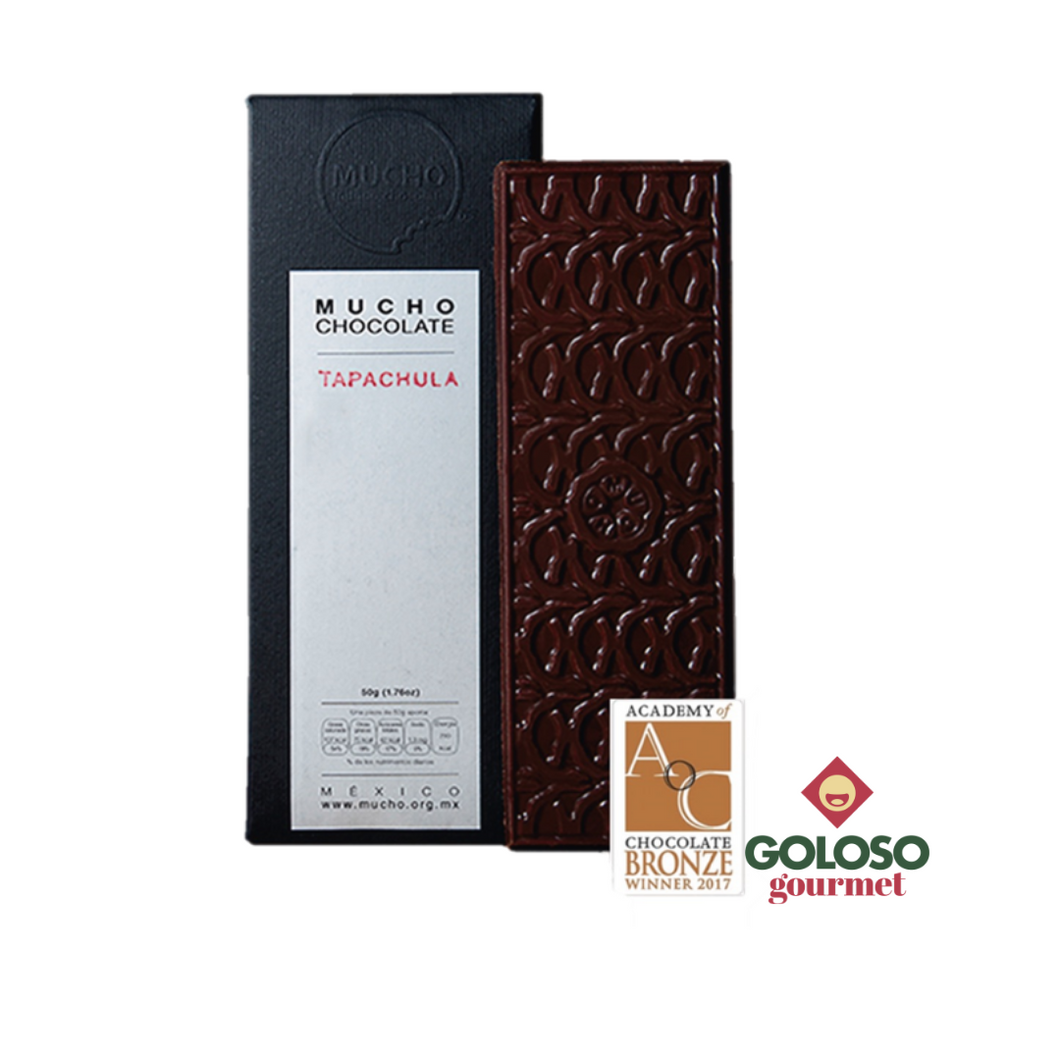 Chocolate Tapachula 50g